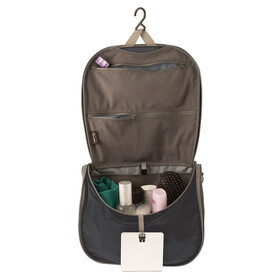 Sea to Summit Hanging Organizer zaino Large grigio/nero